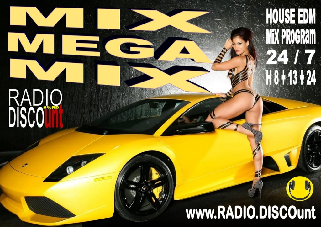 9 CAR AUDIO RADIO DISCOunt mix MEGAmix 1 CAR AUDIO RADIO DISCOunt